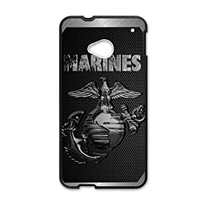 RHGGB Marines Fashion Comstom Plastic case cover For HTC One M7