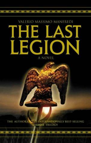 book cover of The Last Legion