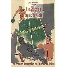 Almanach du tennis de table