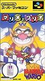 Mario & Wario, Super Famicom (Japanese Super NES Import)