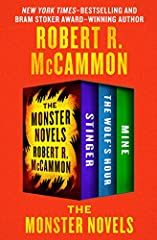From a New York Times–bestselling and Bram Stoker Award–winning author: Three novels with monsters ranging from alien to werewolf to vengeful moms.  Whether writing Southern Gothic horror or reinventing the monster genre, World Fantasy and B...