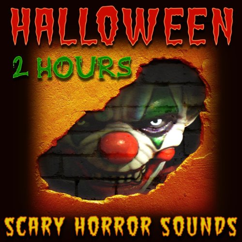Halloween Scary Horror Sounds - 2 Hours -