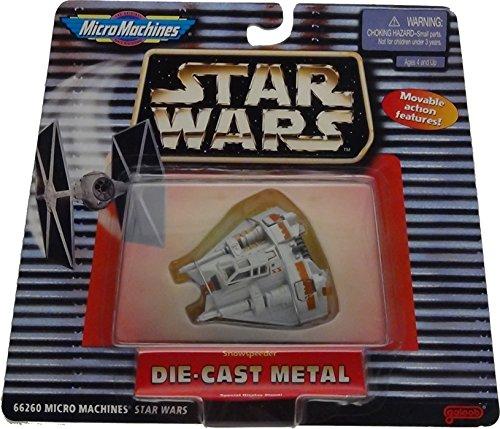 - Star Wars Micro Machines Die-Cast Metal Snowspeeder