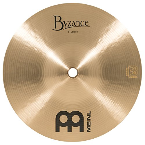 Meinl Cymbals B8S Byzance 8-Inch Traditional Splash Cymbal (VIDEO)