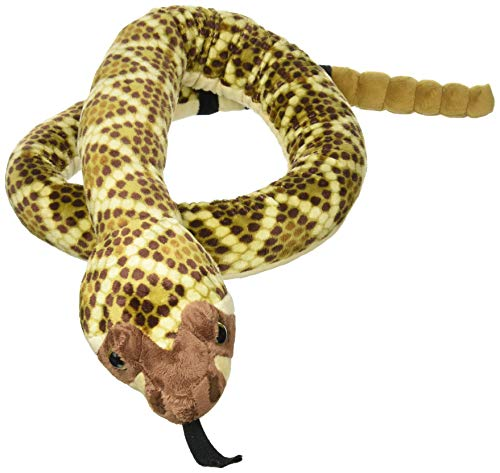 - Wild Republic Snake Plush, Stuffed Animal, Plush Toy, Gifts for Kids, Western Diamondback 70
