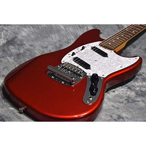 Fender Japan/Mustang MG69/MH Candy Apple Red B07DLMH9PB