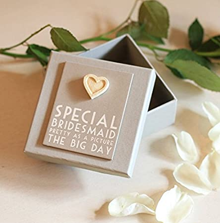 East Of India Gift Box Bridesmaid