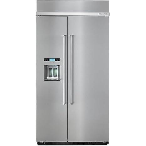 Amazon.com: KitchenAid® 25.0 Cu. Ft. 42-Inch Width ...
