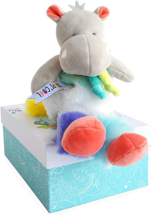Doudou et Compagnie Doudou Hippo 30/cm