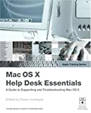 Mac OS X Help Desk Essentials, Peachpit Press Staff, 0321278488