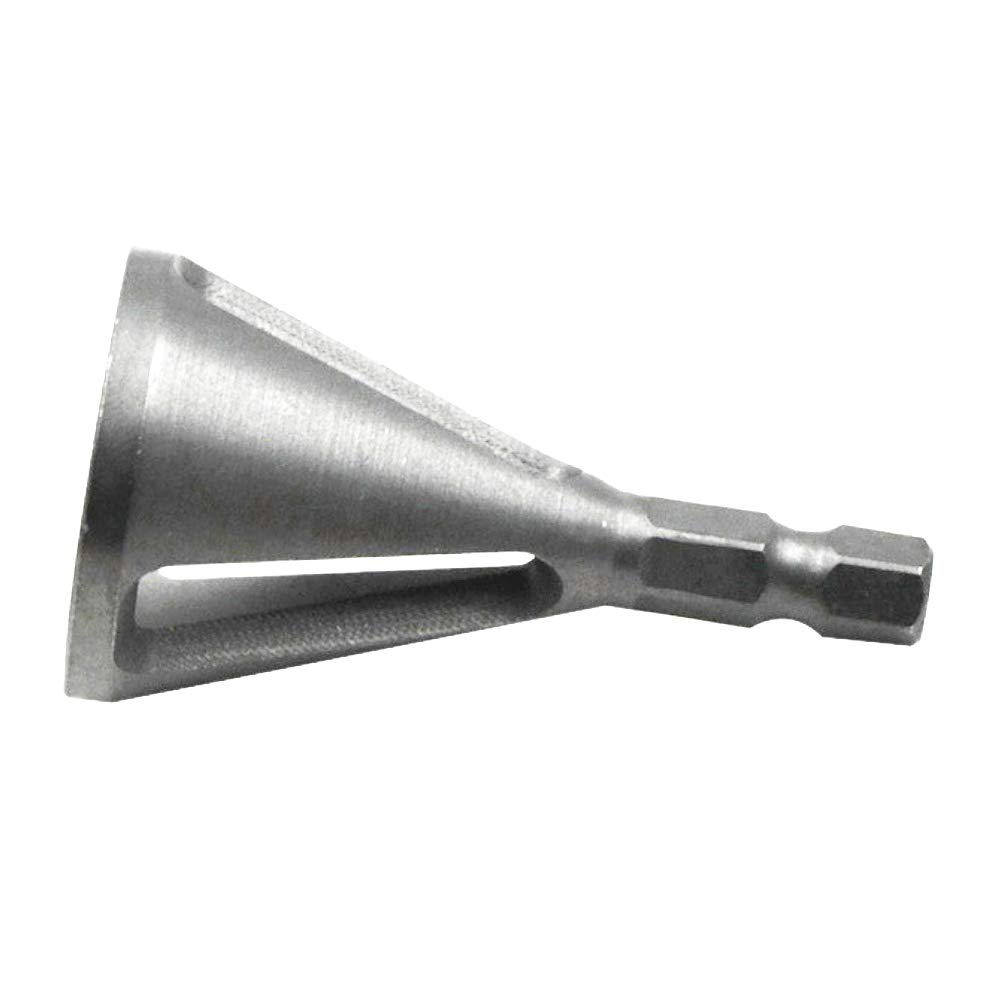 MacRoog Deburring External Chamfer Tool Burr Remover Bit Tools External Tool for Metal Drill