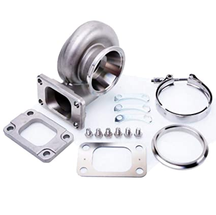 Amazon.com: Kinugawa Turbo Stainless Turbine Housing Garrett GT30R 60mm / Trim 84 / AR.82 T3 V-Band: Automotive