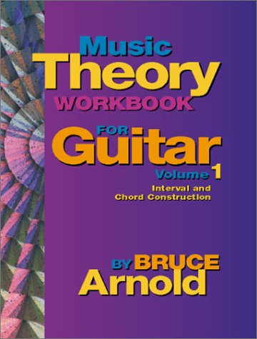 - Music Theory Workbook for Guitar Volume One