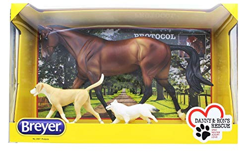 Breyer Horses Protocol Gift Set, used for sale  Delivered anywhere in USA