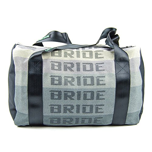 JDM Bride Racing Carry Duffle Bag Plenty of