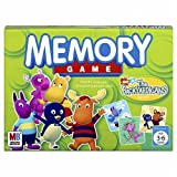 : Memory Game - The Backyardigans Edition