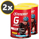 2 Enervit G Sport 420 g. gusto Limone