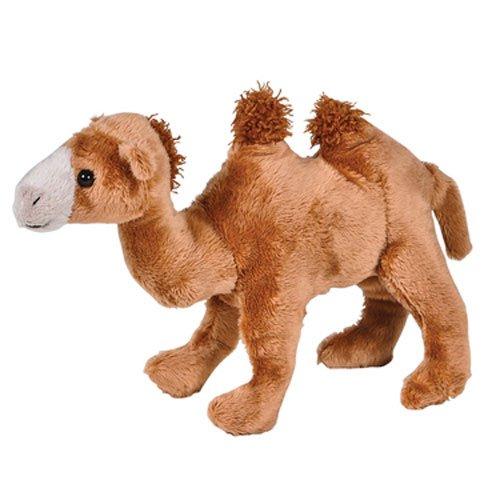 Pounce Pal Bactrian 2 Hump Camel Plush Stuffed Animal