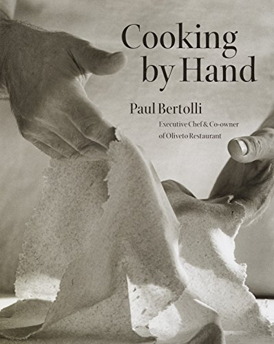Cooking by Hand (Chianti Diamond)