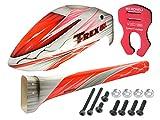 Microheli Airbrush Fiberglass Speed King Fuselage - T-REX 450L