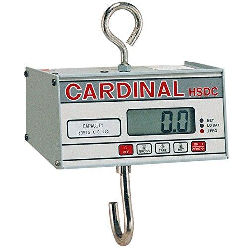 Cardinal Detecto hsdc-40kg 40 kg. Digital para colgar escala, Legal Para El Comercio: Amazon.es: Hogar