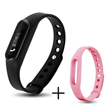 Amazon.com: QAR Fashion Men and Women Couple Smart Bracelet ...