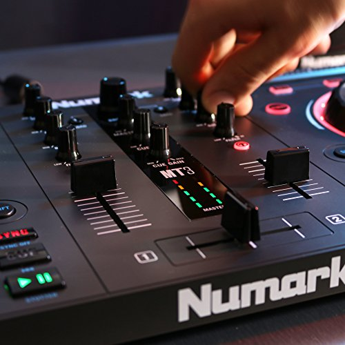 Numark Mixtrack 3 | All-in-one Controller Solution with Virtual DJ LE Software Download by Numark (Image #7)