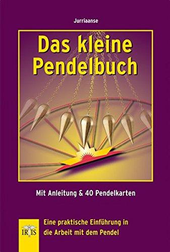 Das kleine Pendelbuch: Eine praktische Einführung in die Arbeit mit dem Pendel - Mit Anleitung & 40 Pendelkarten Taschenbuch – 12. September 2008 Jurriaanse Neue Erde 3890605192 Tarot