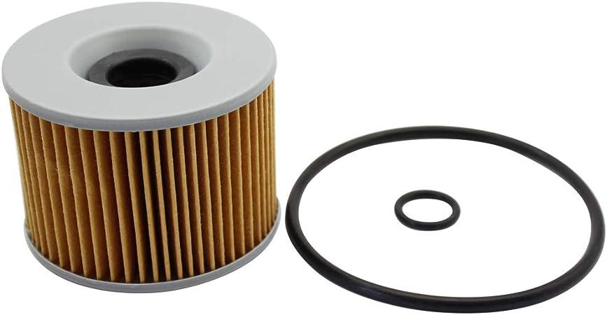 Cyleto Ölfilter Für Gl1000 Goldwing 1000 1975 1980 Gl1100 Goldwing 1100 1980 1985 Auto