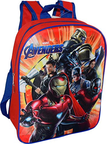 marvel avengers backpack - 5
