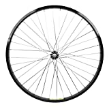 "Flying Horse Heavy Duty 12 Gauge Front 26"" x 1.5"" Bicycle Rim – Gas Bike HD Rim Upgrade (Black)"