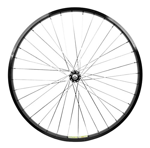 """Flying Horse Heavy Duty 12 Gauge Front 26"""" x 1.5"""" Bicycle Rim – Gas Bike HD Rim Upgrade (Black) by Flying Horse (Image #2)"""