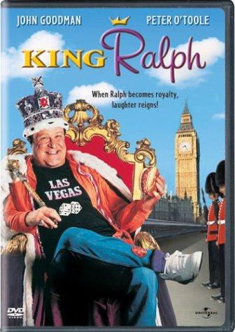 DVD : King Ralph (DVD)