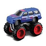 Bauer MAISTO Dirt Demons, Monster Truck / Retreat / 7.5 cm