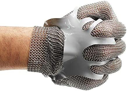 Chainmail Resistant Stainless Processing Restaurant