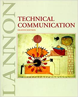 Book Technical Communication (8th Edition)