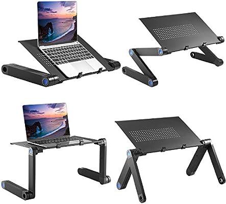 Tumdem Mesa para Ordenador Plegable Soporte para Laptop 7