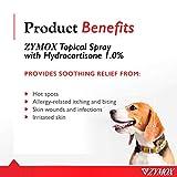 Zymox Topical Spray with Hydrocortisone 1.0% - 2 fl oz