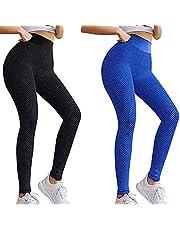 LINKE TIK Tok Leggings, Upgraded Vrouwen Butt Lift Hoge Taille Gym Sexy Yoga Pant