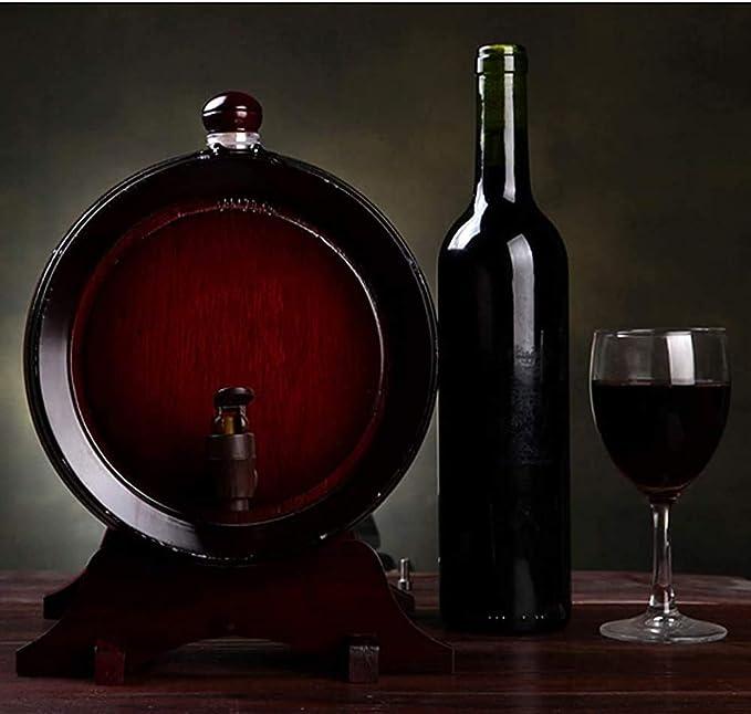 DGSD Barril de Roble Prima de Edad Quemado Propio Vino ...