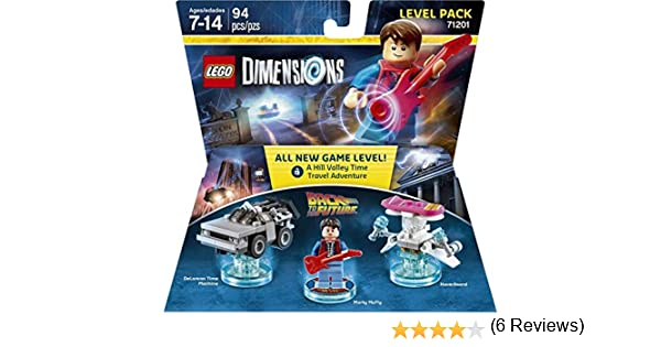 LEGO Dimensions Level Pack Back to The Future - Juegos de ...