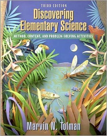 science problem solving activities