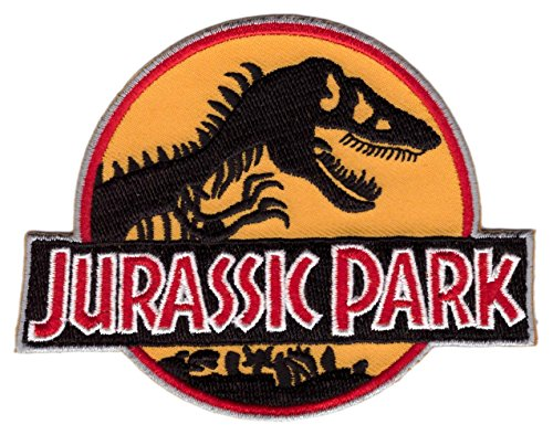 [Hook Jurassic Dinosaur Park Ranger Costume Collectible Backpack Tactical Patch] (Collectible Costumes)