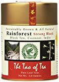 The Tao of Tea Rainforest Strong Black, 3.0-Ounce Cans (Pack of 3)