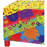 CI Table Covers Ideal for Messy Play, Plastic, Multi-Colour, 28x21x3 cm by CI