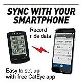 CATEYE - Padrone Smart Plus CC-SC100B Wireless Bike Computer