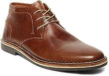 Steve Madden Men's Harken Chukka Boot, Cognac, 16 M US