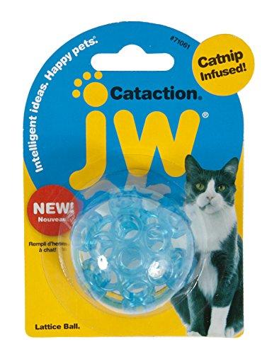 Lattice Balls Cat Balls - JW Pet Company Cataction Lattice Ball for Cats