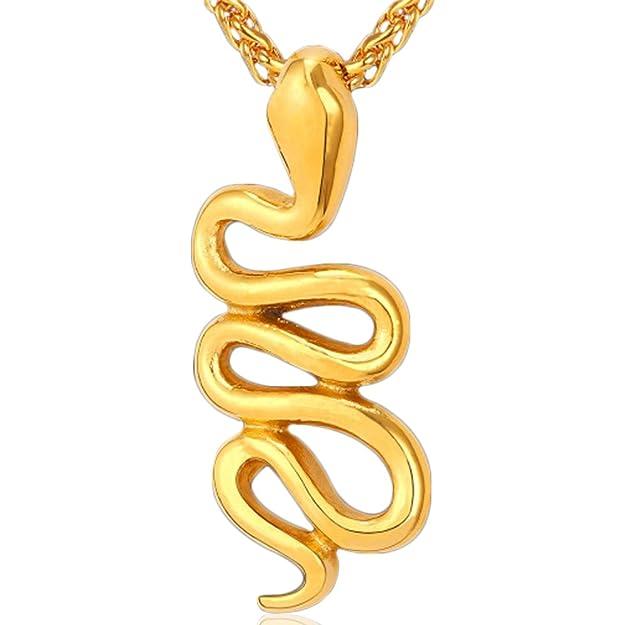 Colgante de serpiente