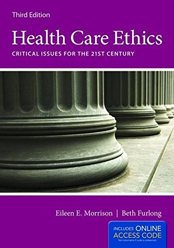 1449665357 - Health Care Ethics: Critical Issues for the 21st Century - Access card package